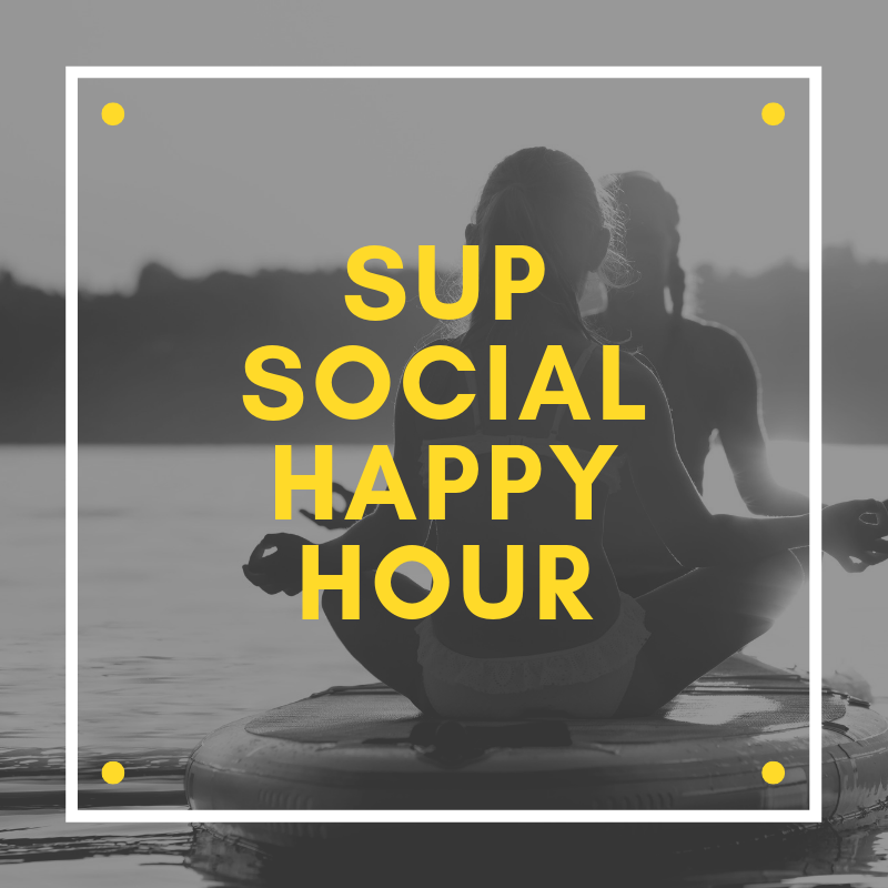SUP Social Happy Hour cover image